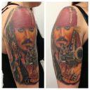 Tattoo by Gerhard