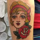 Tattoos by Adri O.