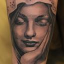 Tattoos Black & Grey