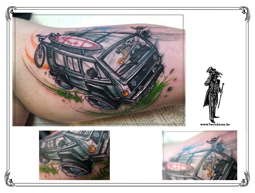 Tattoo Galerie - Motive -  - tattoo freestyle