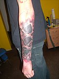 Tattoo Galerie - Motive - Biomechanic -