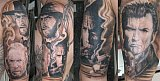 Tattoo Galerie - Motive - Clind Eastwood -