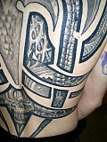 Tattoo Galerie - Motive - Biomechanik -