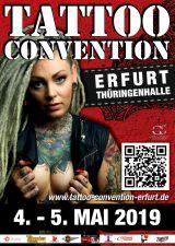 Tattoo Convention Erfurt