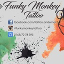 Funky Monkey Tattoo