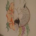 Zeichnung Tattoo-Vorlagen