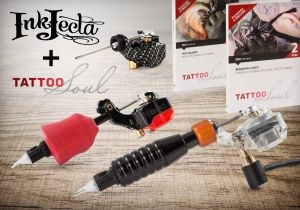 TattooSoul DVDs & Inkjecta Flite V2.1
