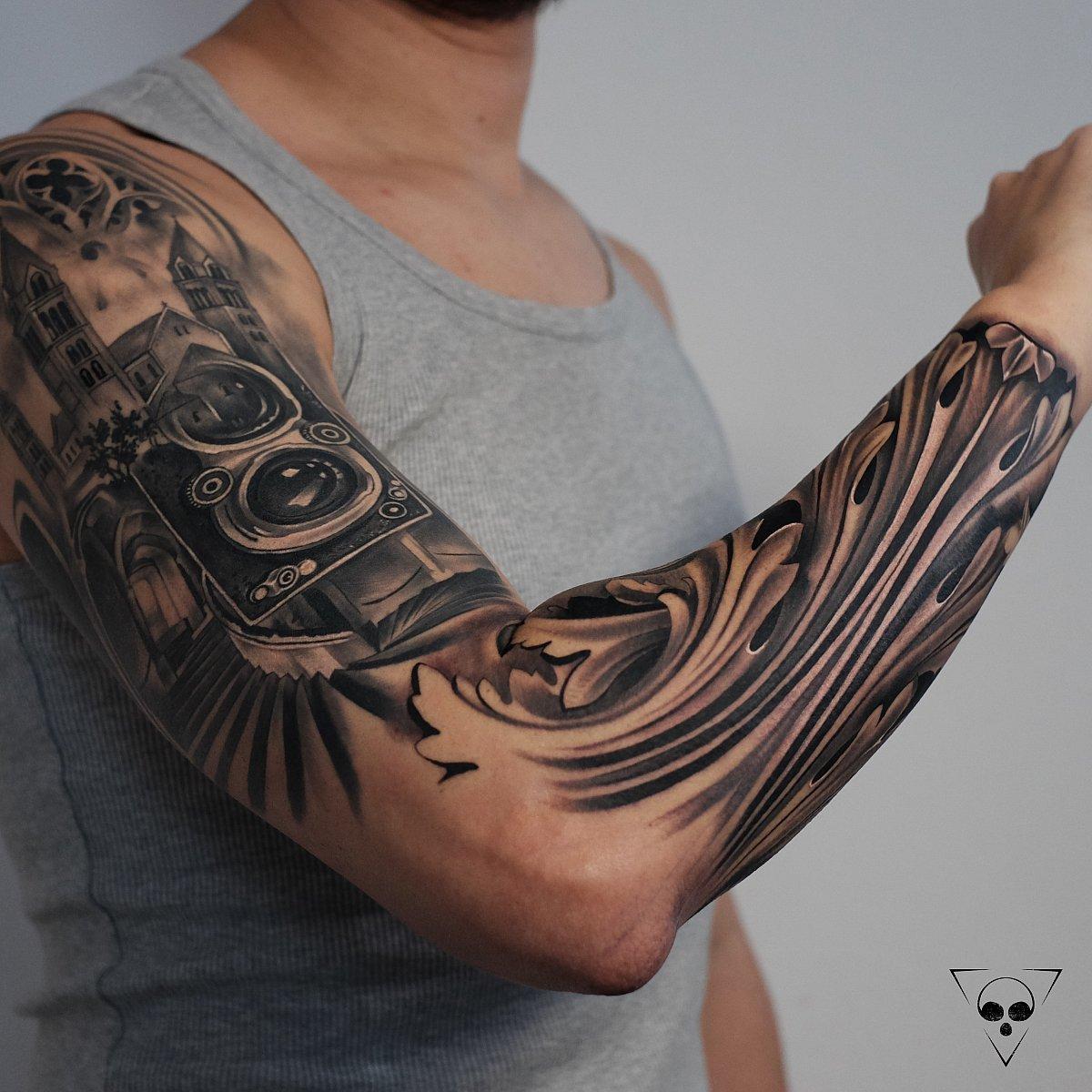 tattooscout die gro e tattoo community. Black Bedroom Furniture Sets. Home Design Ideas