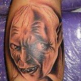 Herr Der Ringe Tattoo
