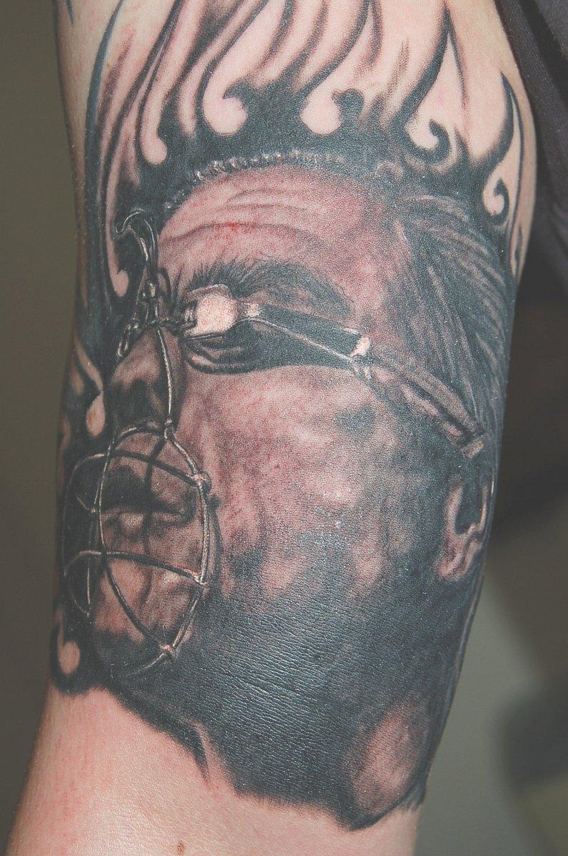 Galerie rammstein tattoo Laibach